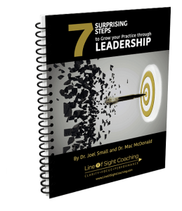 Free eBook: 7 Surprising Steps to Grow your Practice through Leadership