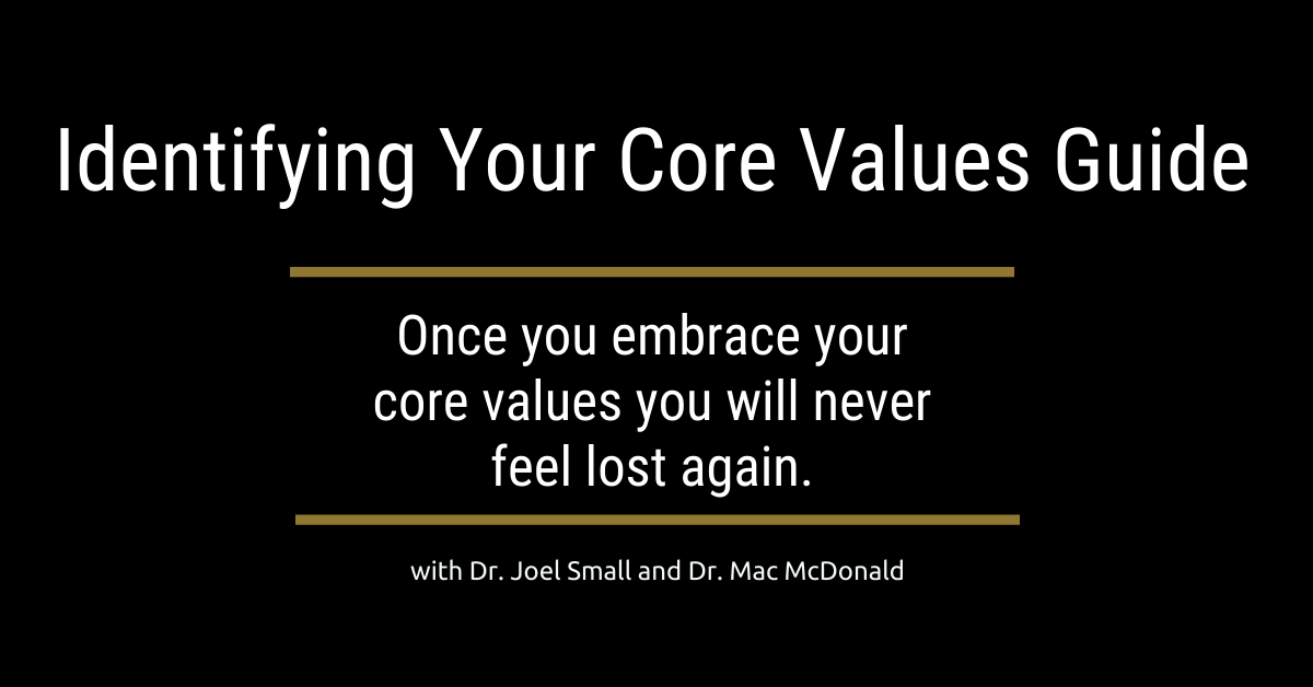 Core Values Guide