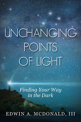 Unchanging Points of Light Book Cover