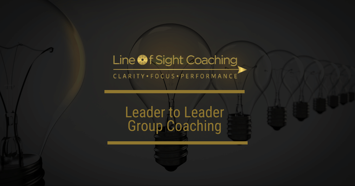 Leader to Leader training program