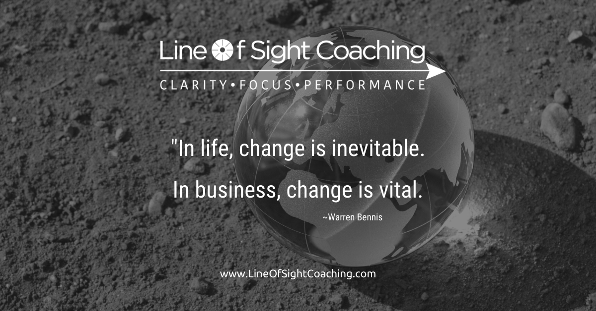 LOSC - 7 Simple Steps to Successfully Initiate Change with Your Team